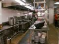Hotel restaurant kitchen project